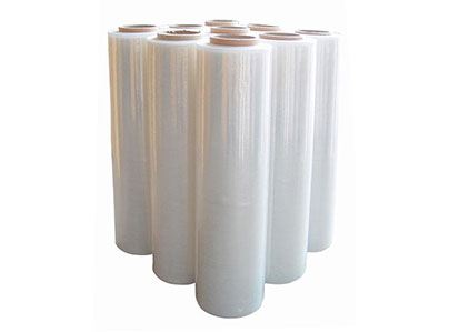 Types of films and tubes of polyethylene and polyamide and EVOH barrier